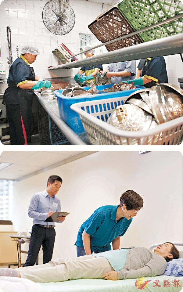 ●根據僱員再培訓局截止去年11月的統計資料顯示,申請由第一期計劃的逾3萬人次,增至第二期計劃的逾7萬人次。圖為再培訓局課程協助失業者重投職場。  資料圖片