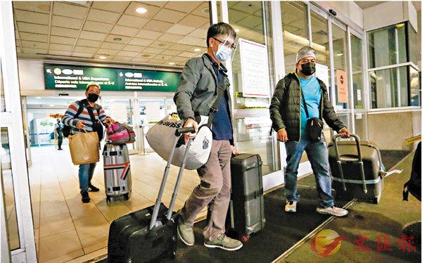 ●「疫下旅行通行證」手機程式有利旅業復甦。新華社