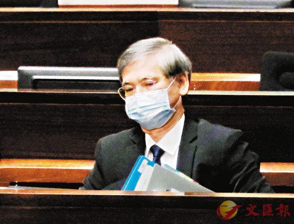 ●羅致光    香港文匯報記者  攝