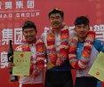 梁峻榮於全國公路單車賽奪銅牌