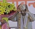 考文德當選 成為印度第二位賤民出身總統