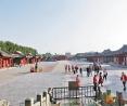 瀋陽故宮 獨具八旗建築佈局的「十王亭」