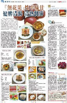 「無花果」性平味甘  健脾清腸 清熱潤肺 (圖)