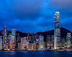 香港經濟社會變化